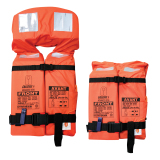 Advanced 2010 Adult Folding Lifejacket SOLAS (LSA Code) 2010 - SOLAS/MED LSA Code Certificate - Canadian Approval by Llo