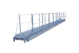 Aluminum Wharf Ladder 4.0 Meters - Certificate - SOLAS - IMPA 232004