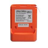 Battery Pack ( Lithium ) ( Orange ) (LTB3) R2 MCMurdo - PN 10-84-210