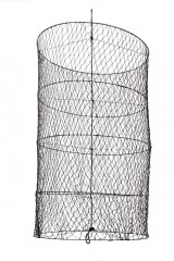SINAL FUNDEIO CILINDRICO  REDE- DAY SIGNAL BLACK CYLINDRICAL NET – IMPA 370582