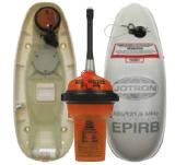 EPIRB TRON 60GPS WITH FLOAT FEE BRACKET - COMPLETO (Casulo + HRU + Epirb + Programação)