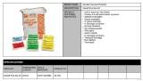 Kit de Primeiros Socorros Balsa Salva-vidas - First Aid Kit Life Raft - PN 50-180 - Survitec - Certificação UCSG