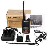 Radio UV-6R Portátil HT FM 7W Baofeng - Dual Band UHF  VHF - Display Digital - PPT