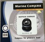BUSSOLA NAVTECH 155 MARINE COR PRETA - IMPA330211/100